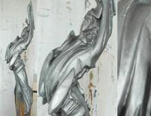 <b>L'Sipo Matador</b> sculpture juin 2015
